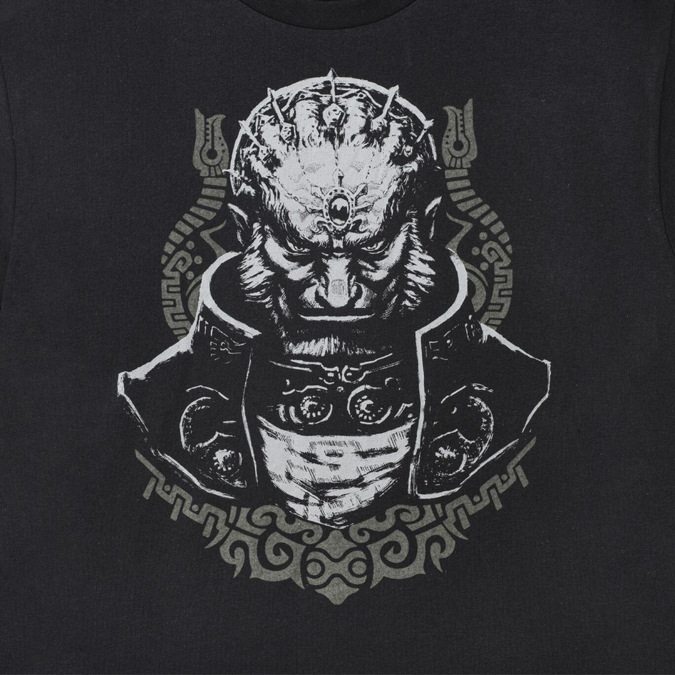 【新商品】Tシャツ トライフォース ガノンドロフ S ゼルダの伝説【Nintendo TOKYO取り扱い商品】
