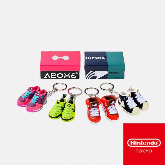 【単品】クツキーホルダーコレクション SQUID or OCTO Splatoon【Nintendo TOKYO取り扱い商品】