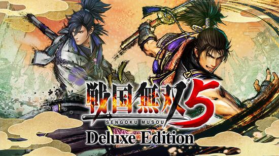 戦国無双5 Deluxe Edition