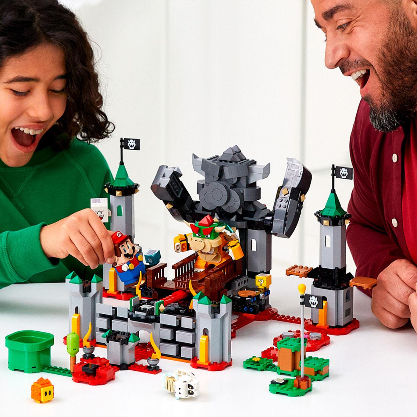 レゴ(R)スーパーマリオ けっせんクッパ城! チャレンジ