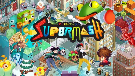 スーパーマッシュ