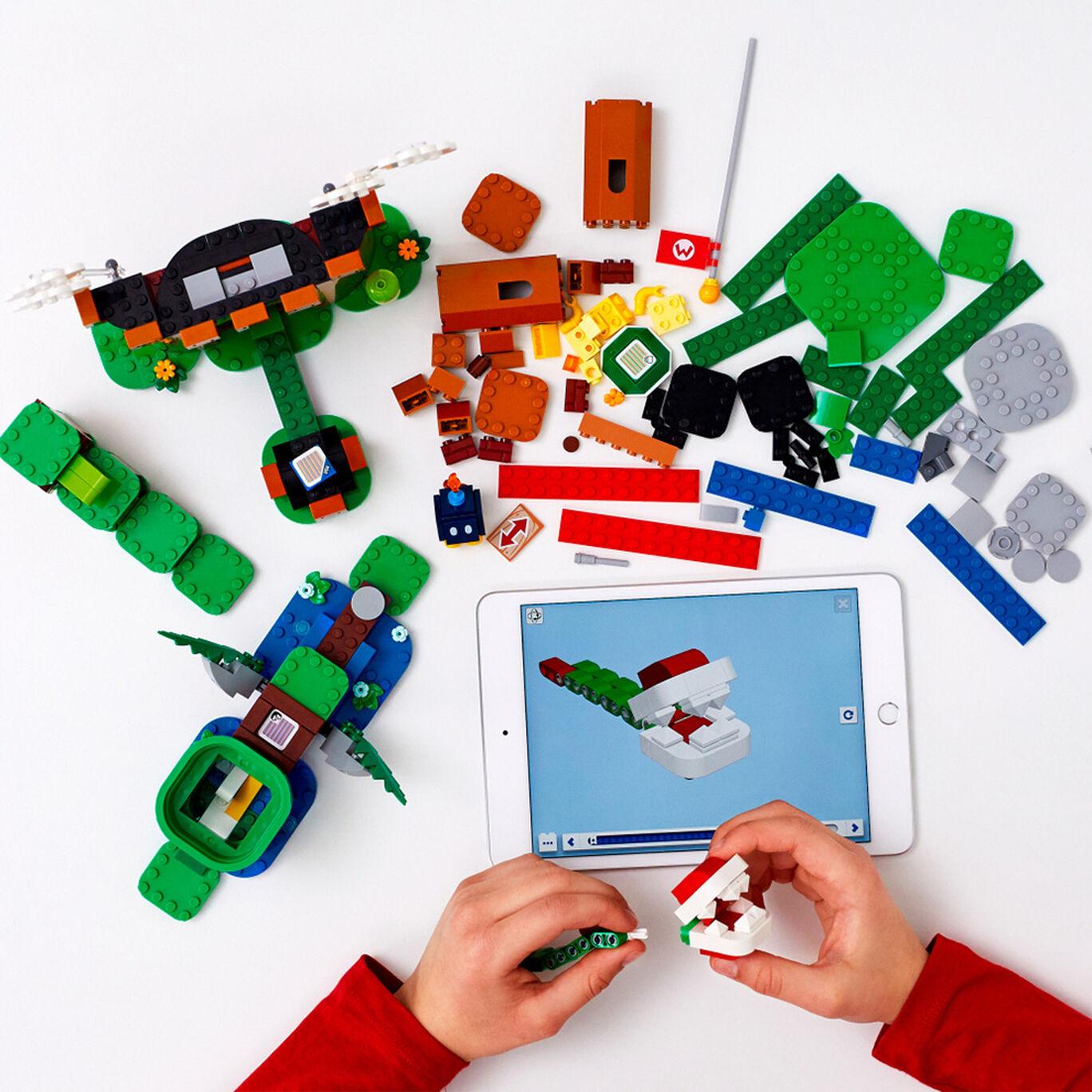 レゴ(R)スーパーマリオ とりで こうりゃく チャレンジ