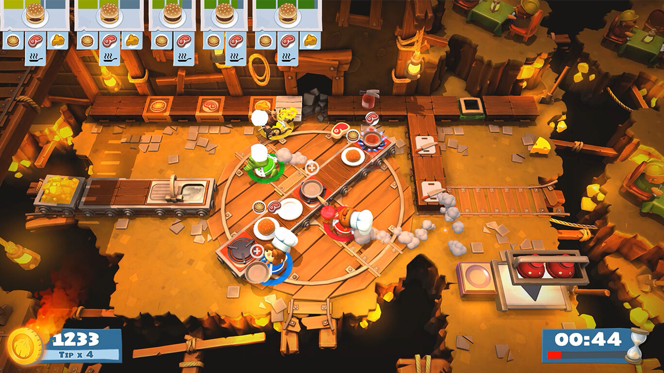 Overcooked® 2 - オーバークック2