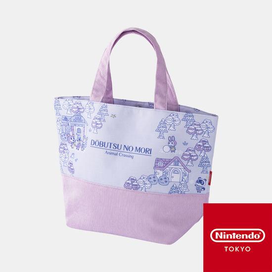【新商品】トートバッグ どうぶつの森【Nintendo TOKYO取り扱い商品】