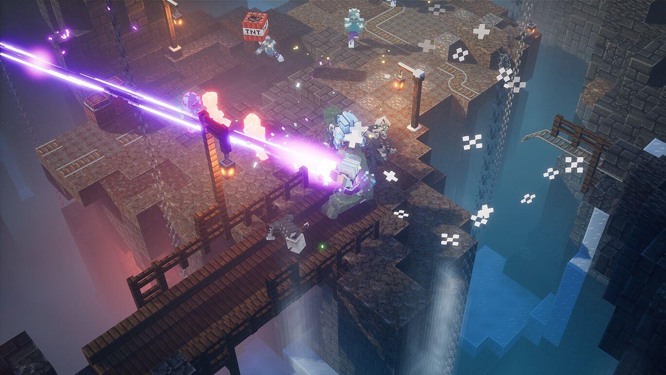 Minecraft Dungeons: Creeping Winter (忍び寄る冬)
