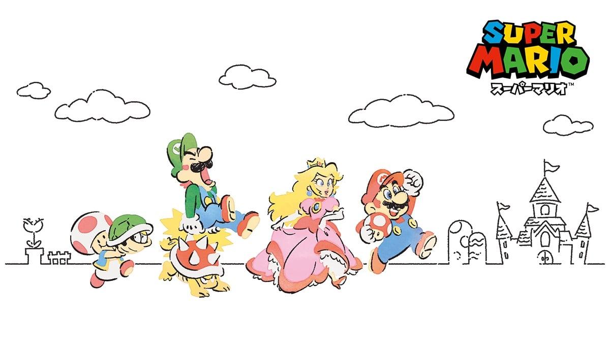 Nintendo TOKYO「スーパーマリオ ファミリーライフ」