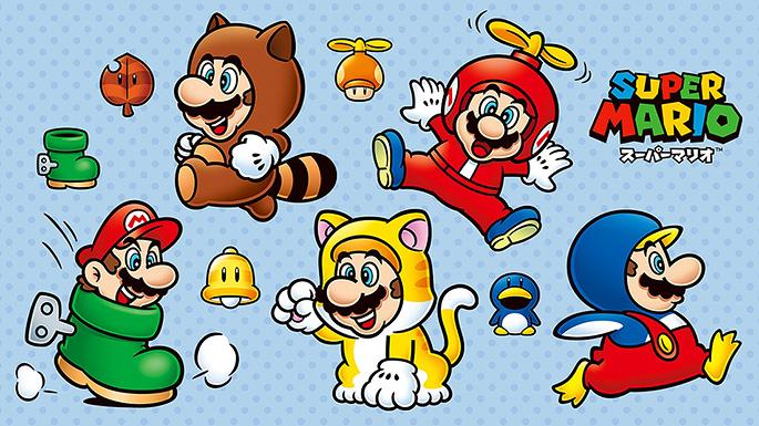 Nintendo TOKYO「スーパーマリオ パワーアップ」
